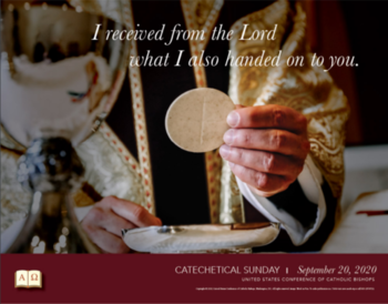 A Prayer for Catechists