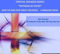 Witness of Faith: A Virtual Speaker Series