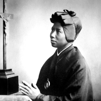 Today is the Feast of St. Josephine Bakhita