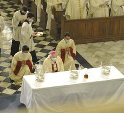 2021 Chrism Mass Live from St. Louis Cathedral