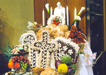 St. Joseph's Altars - A New Orleans Tradition