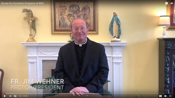 Notre Dame Seminary Seeks Input from the Faithful