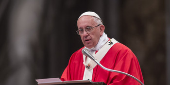 Pope Francis' homily on Pentecost