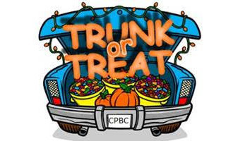 Trunk or Treat!!