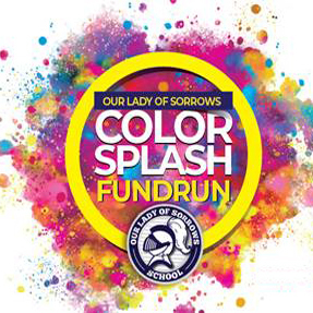Our Lady of Sorrows 2020 Color Splash!