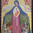 Icon on Display: Our Lady, Help of Persecuted Christians