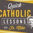 """Teens: New Series """"Lessons with Fr. Mike"""""""