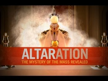 "For Teens, ""Altaration: The Mystery of the Mass Revealed!"""