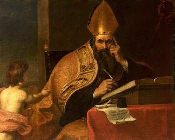"Adult Faith Formation: A Lenten ""Retreat"" with St. Augustine"