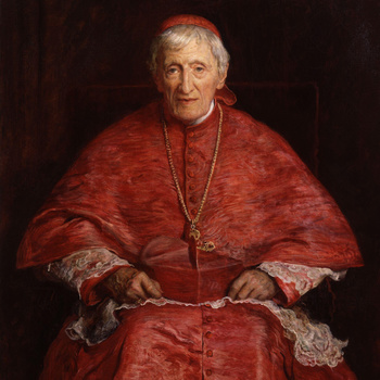 Learn About the Church's Newest Saint: John Henry Newman
