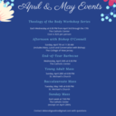April/May Events at Campus Ministry
