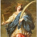 'Holy Helper' St. Catherine of Alexandria known for powerful persuasion