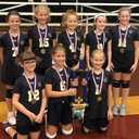 Fourth Grade Girls Top LCA Tourney