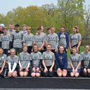 St. Mary Track Teams Top District Meet