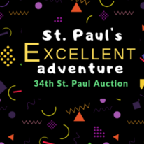 34th Annual St. Paul Auction May 10th