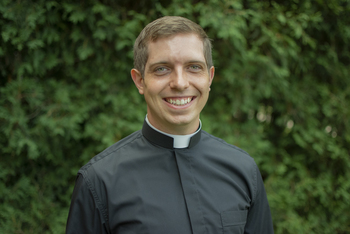 St. Paul & Holy Family Welcome Seminarian Jordan Boone