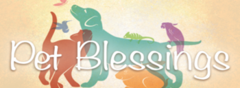 Pet Blessing - October 4 at Noon