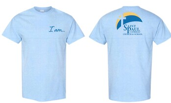 Order Your St. Paul T-shirt / Pide tu Camiseta de San Pablo