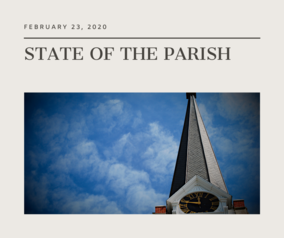 State of the Parish Report