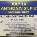 Seafood Fry Fundraiser
