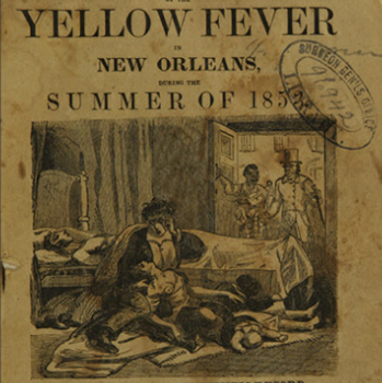La Fièvre Jaune: A discussion of St. Patrick's Cemetery and the 1853 Yellow Fever Epidemic.