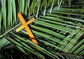 Palm Sunday - Cancelled