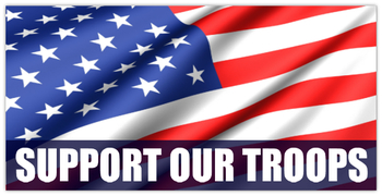 Support Our Troops: Hero Boxes