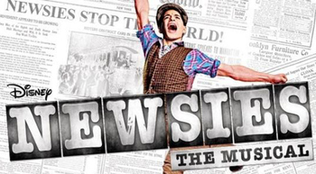Drama Club Vocal Auditions: Newsies