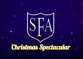 SFA Christmas Spectacular 2020 Re-Watch Link