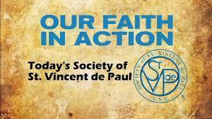 Social Justice/ St. Vincent de Paul Formation