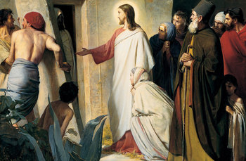 Pastor's Corner: Fifth Sunday of Lent