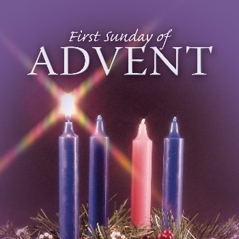 1st sunday of advent st peter parish reserve la. Black Bedroom Furniture Sets. Home Design Ideas