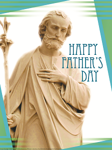 11th Sunday Ordinary Time - Father's Day
