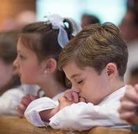 First Holy Communion - Saturday, August 15th 10:00 am