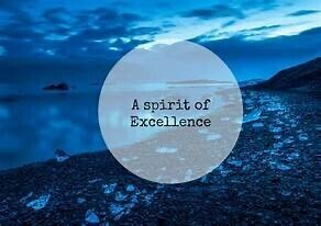 Spiritual Excellence is Contagious