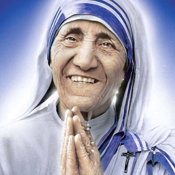 Exhibit of St. Teresa of Calcutta