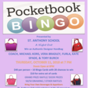 Pocketbook Bingo was a success! <div>  <br /> </div> <div>  <br /> </div>