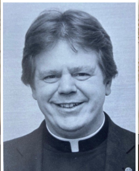 Fr. Brian McCullough Obituary