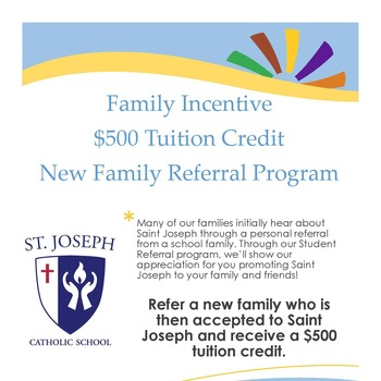 $500 Tuition Credit!!