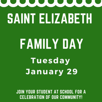 St. Elizabeth Family Day!