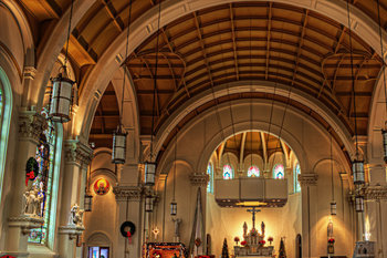 From Your Pastor... Sacred Architecture, Trip to Spokane