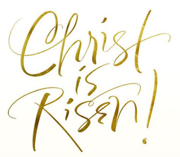 From Your Pastor... Christ, the Lord has risen today, alleluia, alleluia.