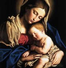Solemnity of Mary,  <br />The Mother of God