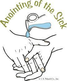 Anointing of the Sick - Cashmere Conv Center