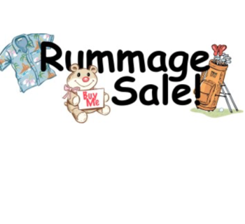 Parish Rummage Sale (Aug 24-25)