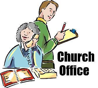 New Parish Office Hours
