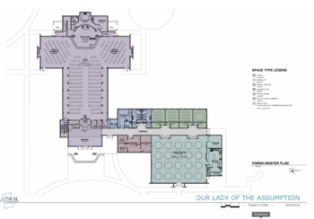 From your Pastor... New Church Design