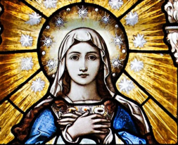 The Immaculate Conception -- Dec 8th
