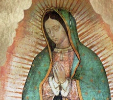 From your Pastor: Our Lady of Guadalupe - Dec 12th