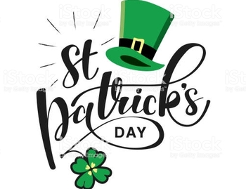 St. Patrick's Day Dinner — Postponed